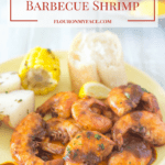 New Orleans Style Barbecue Shrimp #SundaySupper