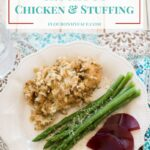 Crock Pot Chicken Stuffing