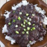 Homemade Black Beans recipe