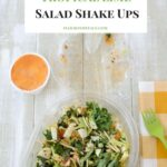 Eat Smart Tropical Lime Salad Shake Ups