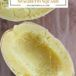 Crock Pot Spaghetti Squash with Video