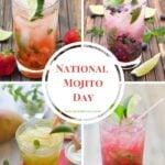 Celebrate National Mojito Day