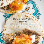 Mexican Crock Pot Carnitas Recipe