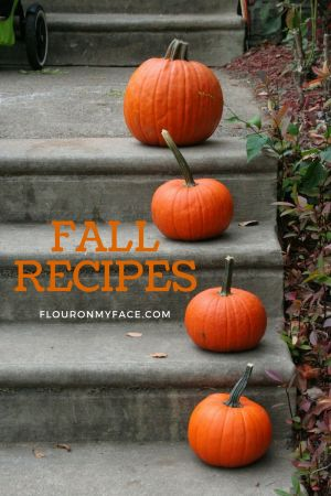 Fall Recipes from Flour On My Face