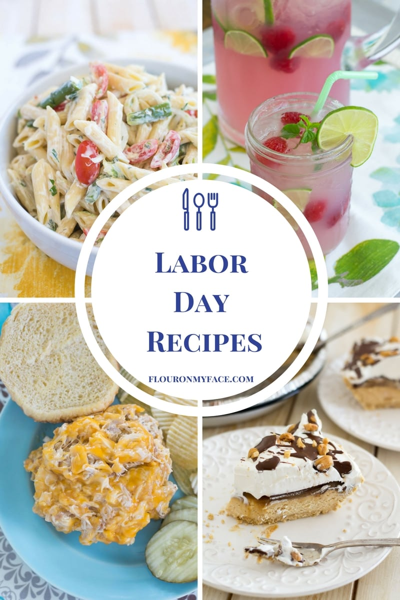 39+ Amazing Labor Day Recipes