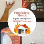 Fire Prevention Month #SuperPreparedFamily