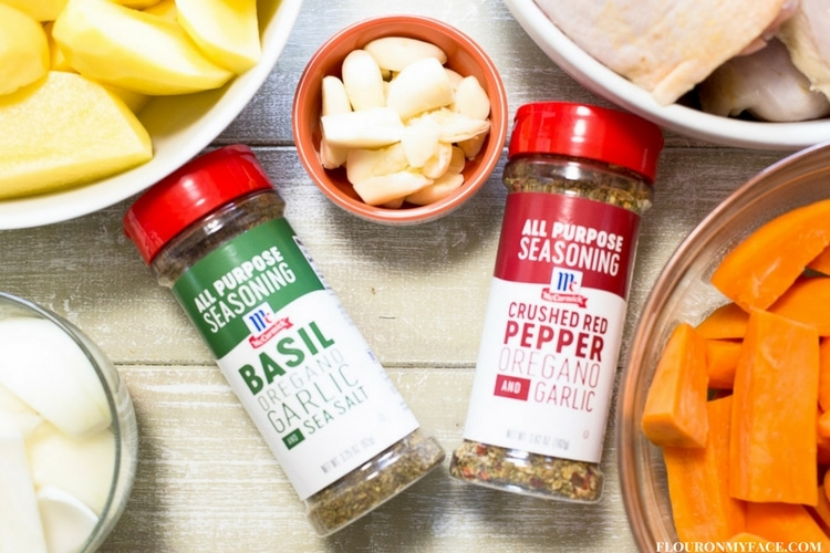 McCormick new Seasoning Blends