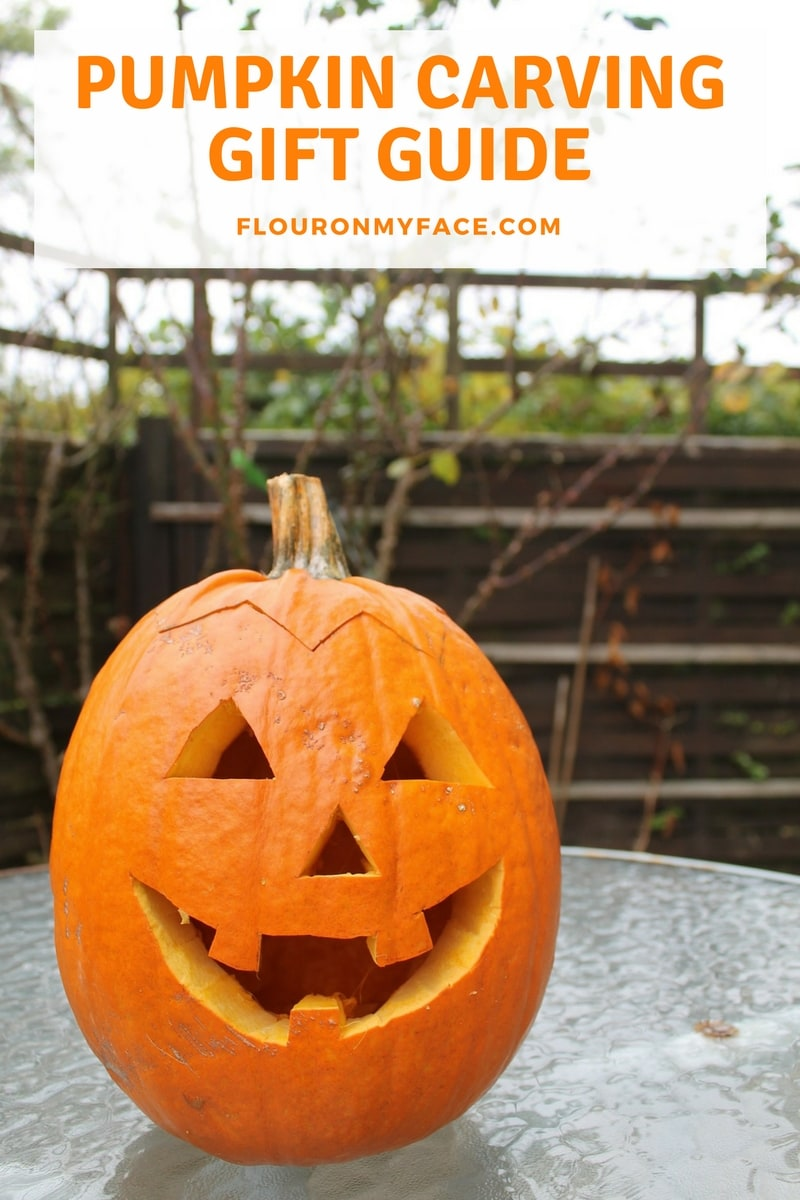 Pumpkin Carving Gift Guide #pumpkincarving #giftguide