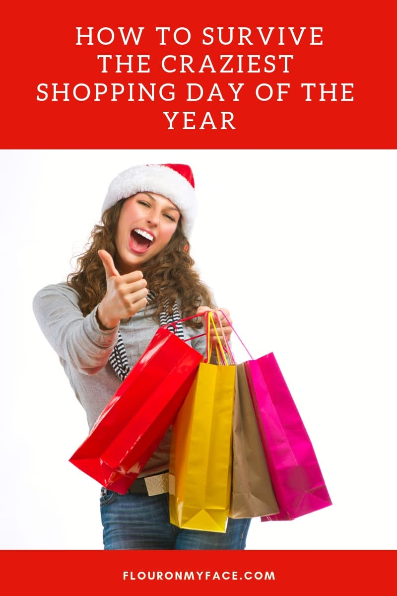 Tips for surviving Black Friday Shopping