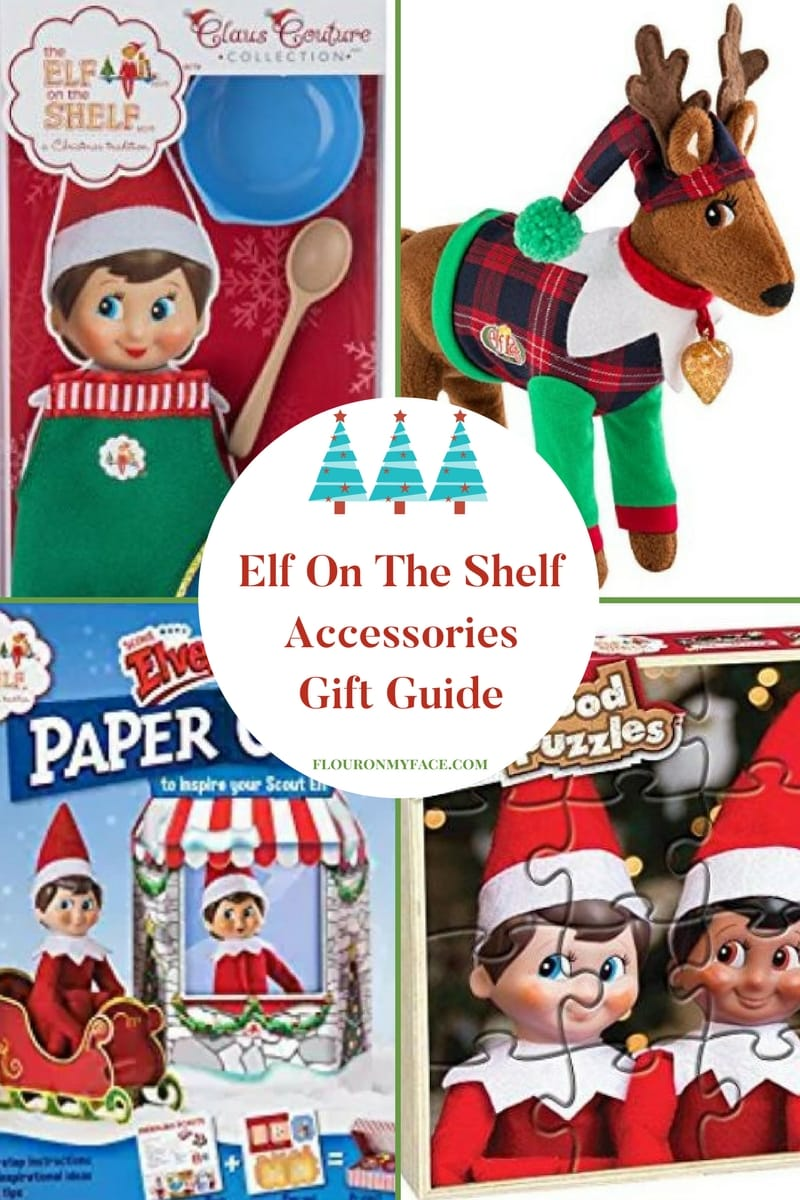 Elf On The Shelf Accessories Gift Guide