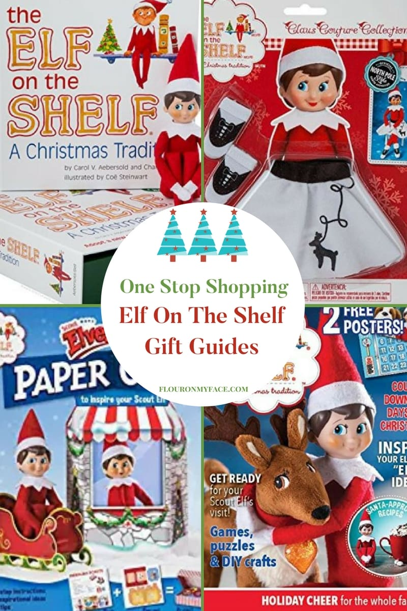 One Stop Shopping with the Elf On The Shelf Gift Guide