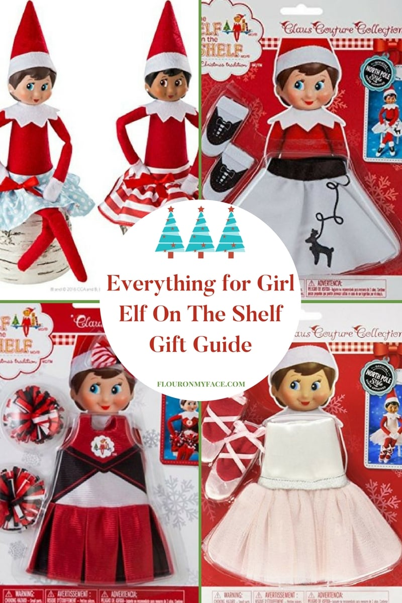 Everything for Girl Elf On The Shelf Gift Guide