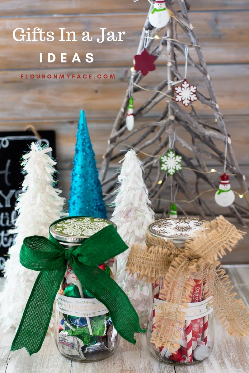 Hot Cocoa Gifts In A Jar Ideas