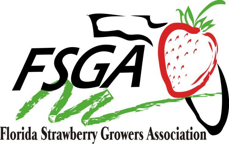 Florida Strawberries Logo