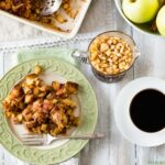 Apple Cinnamon Bacon Casserole recipe