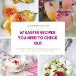 Image for Easter recipe round up.