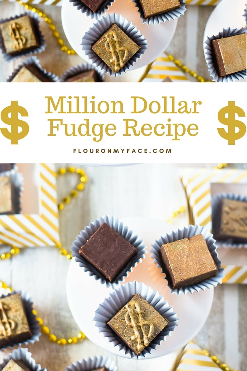 Million Dollar Fudge Recipe