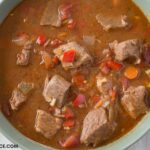 Crock Pot Hungarian Goulash recipe