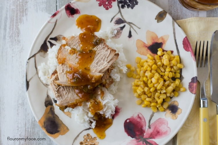 Crock Pot Pork Loin recipe