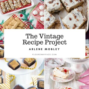 Old Fashioned Vintage recipes