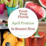 Fresh From Florida April Produce