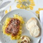Step by step instructions on how to make Instant Pot Spaghetti Squash