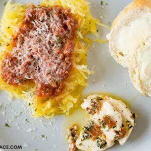 How to serve Instant Pot Spaghetti Squash