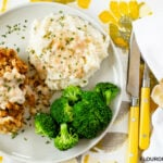 Easy Swiss Chicken Crock Pot recipe