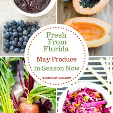 Fresh From Florida May Produce in season now.