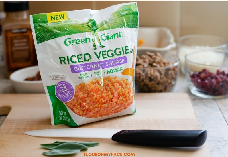 Green Giant Rice Butternut Squash