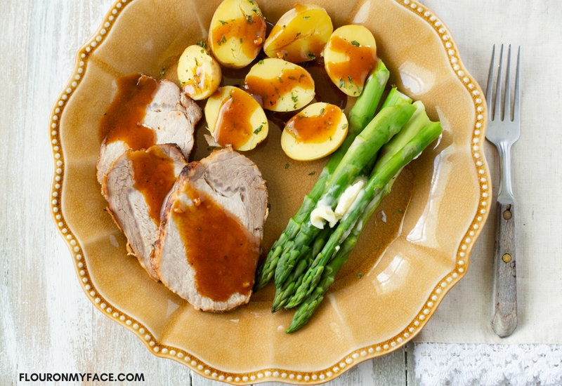 Instant Pot Pork Loin recipe