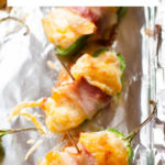 How to make a Shrimp Stuffed Bacon Wrapped Jalapeno Pepper appetizer.