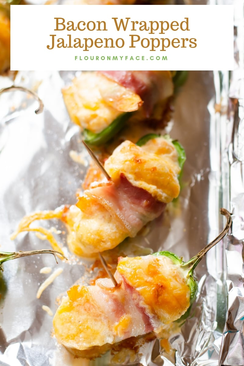 How to make a Shrimp Stuffed Bacon Wrapped Jalapeno Peppers appetizer.