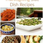 25 Thanksgiving Side Dish recipes roundup
