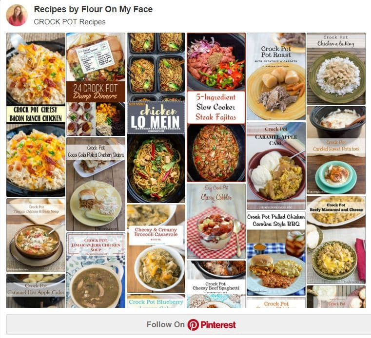 Crock Pot recipes on Pinterest
