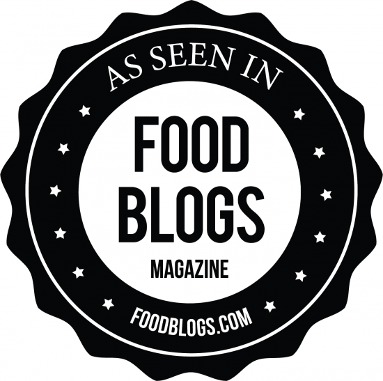 Food Blogs Magazine Logo