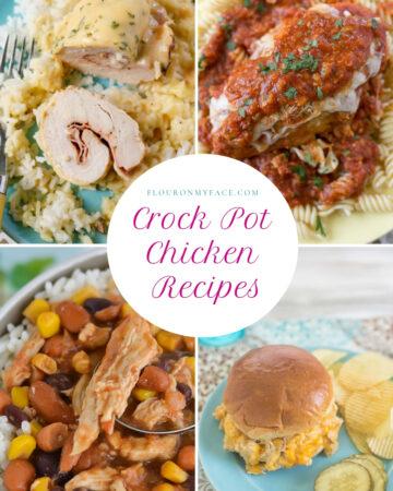 Crock Pot Chicken recipes page