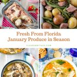 January Produce in Season