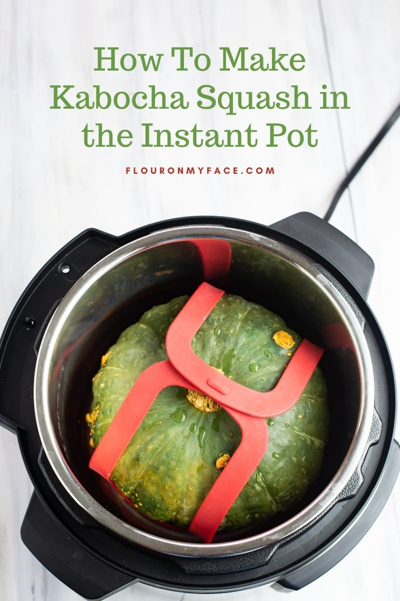 featured image for How To Make Instant Pot Kabocha Squash