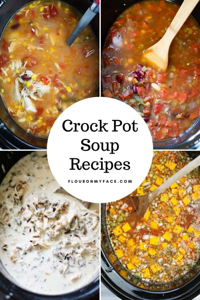 crock pot soup recipes image