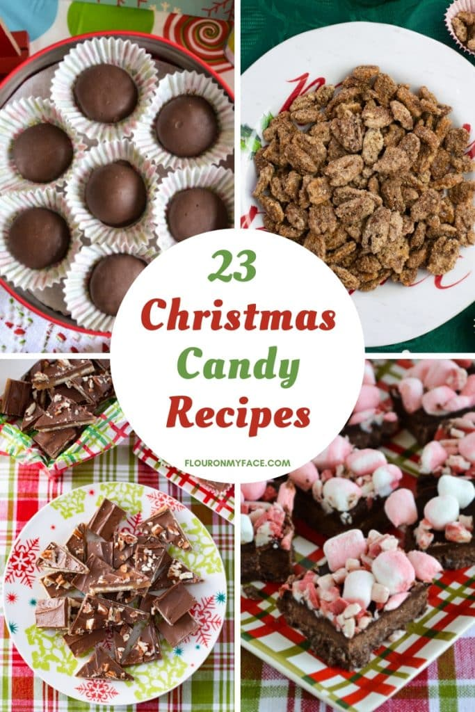 featured image for the 23 Christmas Candy recipes