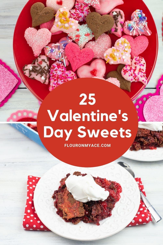 Valentine's Day recipe preview image.