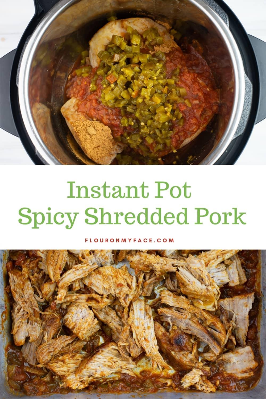 5 ingredient spicy pork recipe