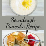 Sourdough Pancake Recipe for Mother's Day