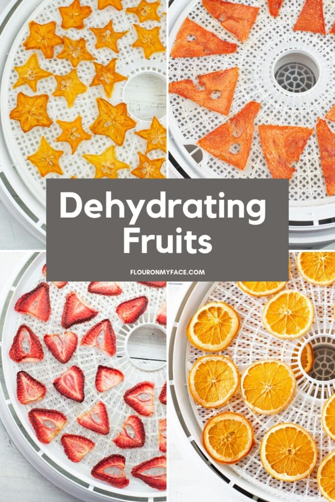Dehydrating fruit featured image
