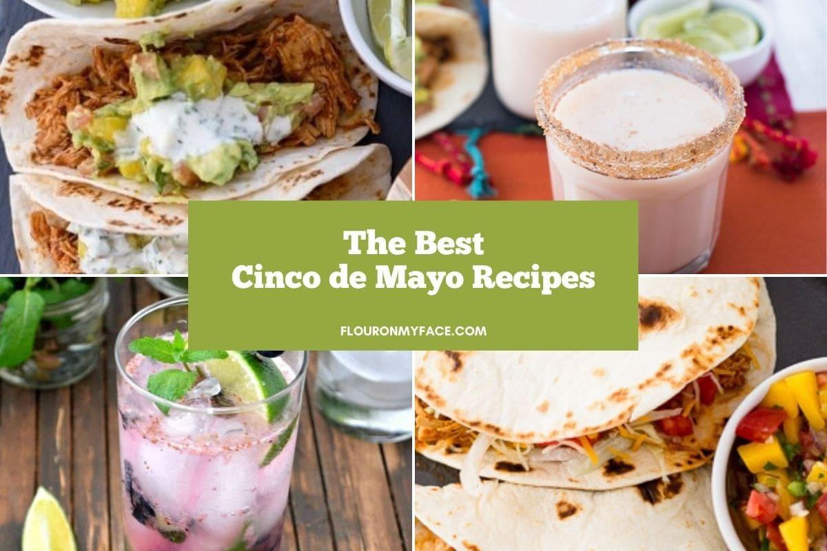 Cinco de Mayo recipe preview image.